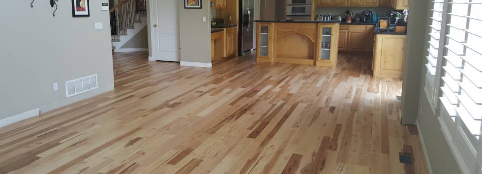Hardwood Floor Refinishing Denver